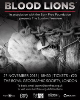 Blood Lions London