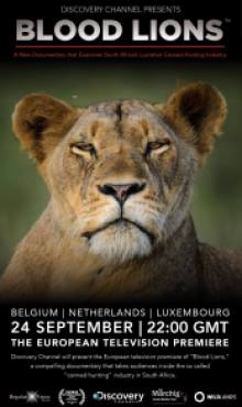 Blood Lions Europe