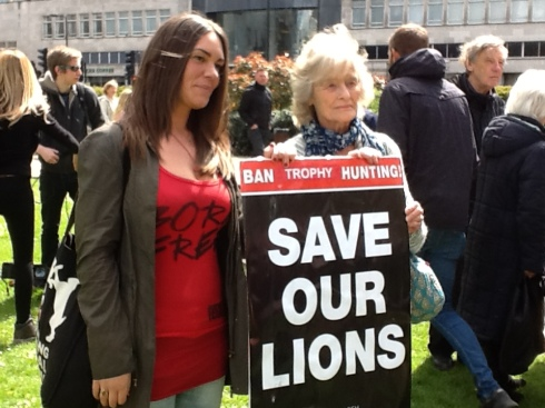 March for Lions, 30 April 2016 012